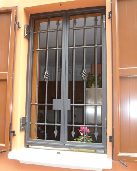 Vendita cancello sicurezza e cancelletti bologna melotti g - Porte finestre bologna ...